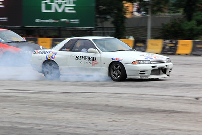 Get Off The Streets, Get On The Track