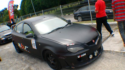 Prospro Time Attack Challenge 10 Feb