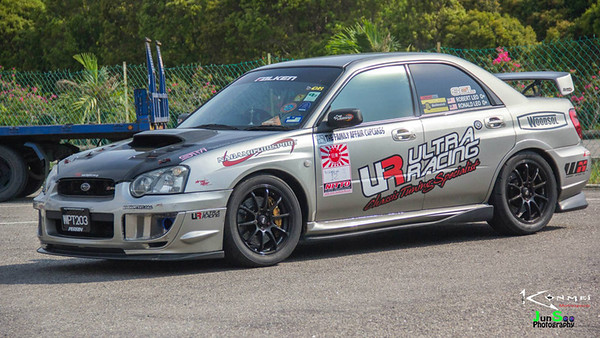 Konmei Time Attack Round 1- 03 May