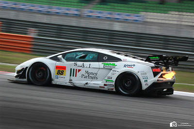 Super GT Race @ Sepang