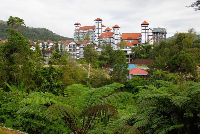 Hotels in the Cameron Highlands