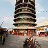 Teluk Intan's leaning tower