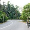 "First ""big"" climb in a few weeks, at the Thai-Malaysia border"