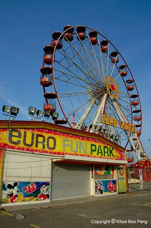 Euro Fun Park @ Bandar Utama