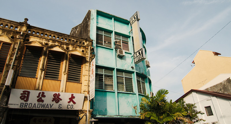 Historic George Town