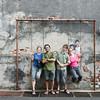 Street art at Step By Step Lane