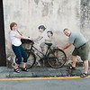 With George Town's most popular street art