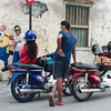 """Everyone is on the George Town """"Street Art Tour"""""""