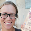 Emilie and her Penang street food map
