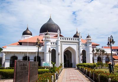 Kapitan Keling Mosque, Georgetown, Penang Island, Malaysia