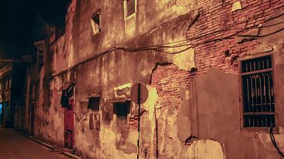 Back street in Georgetown, Penang, Malaysia