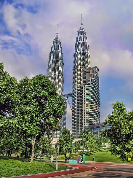 Twin Towers Kuala Lumpur
