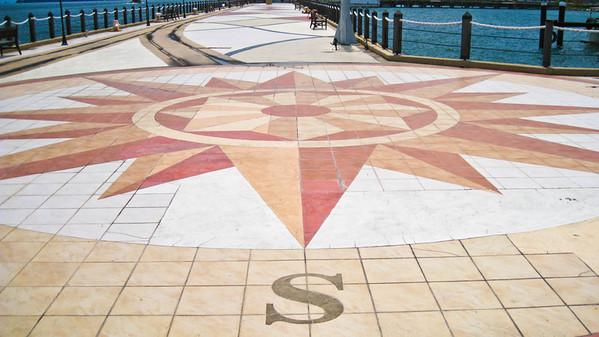 Jesselton Point Pier — Kota Kinabalu, Sabah, Borneo, Malaysia