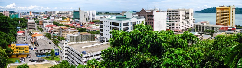 Kota Kinabalu, Sabah, Borneo, Malaysia