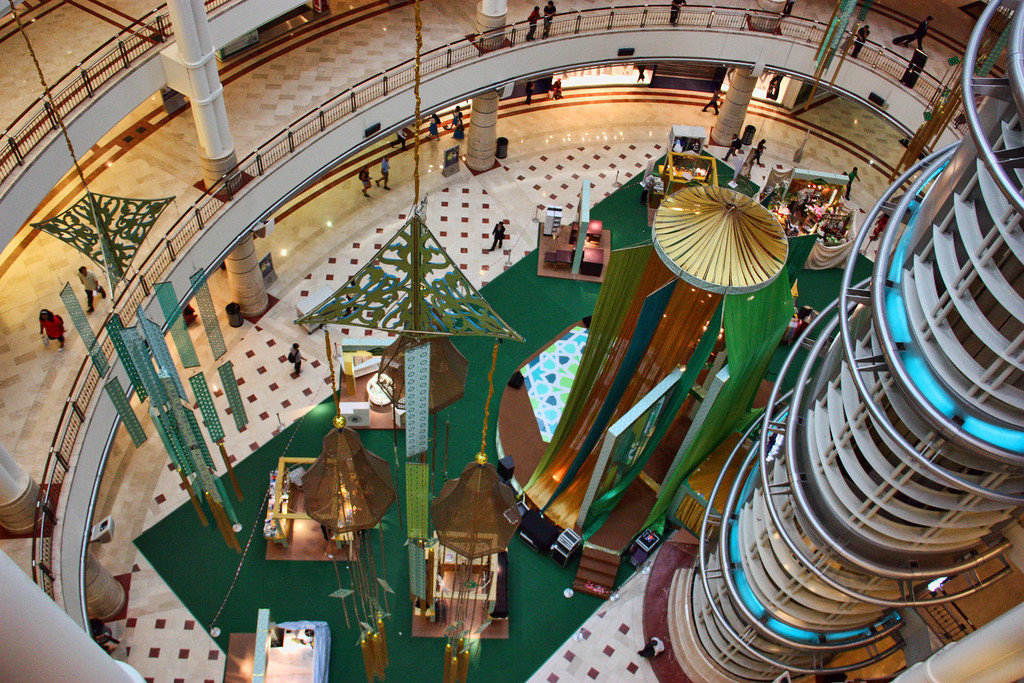 Petronas, Suria KLCC, Kuala Lumpur