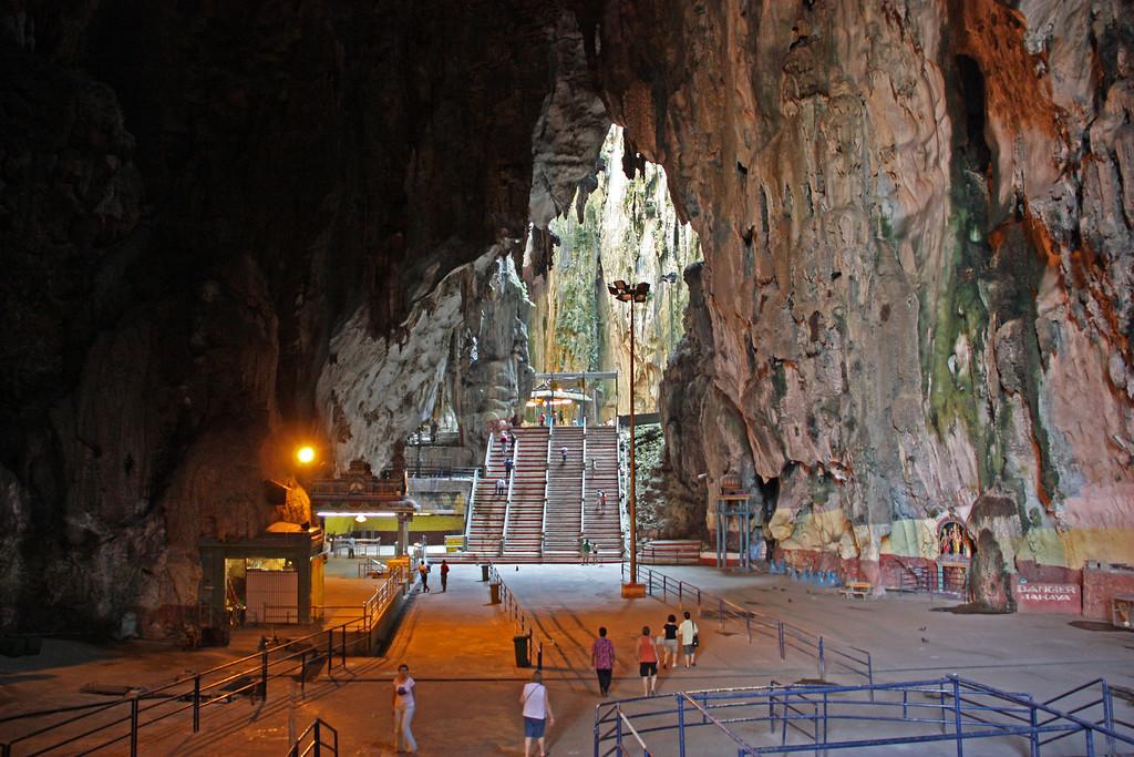 Main cave (Cathedral Cave), Batu Caves