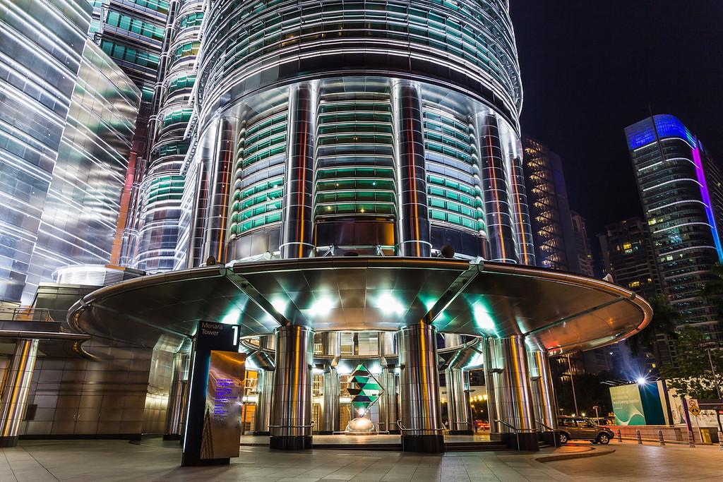 Ground Floor, Petronas Towers