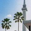 Steeple at National Mosque of Malaysia