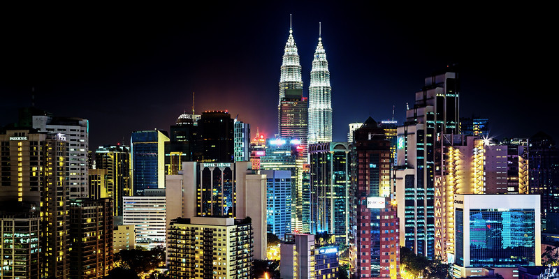 KL City by Night