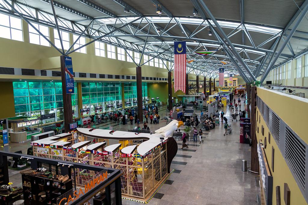 Langkawi International Airport (LGK)