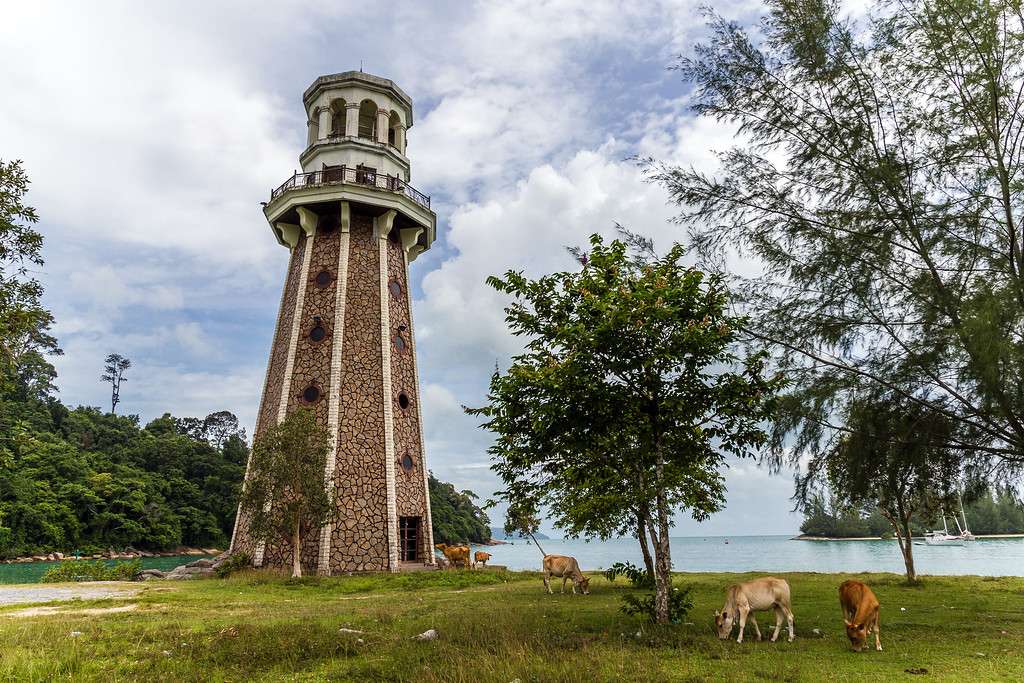 Telaga Lighthouse