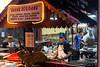 Grilled seafood, Pantai Cenang