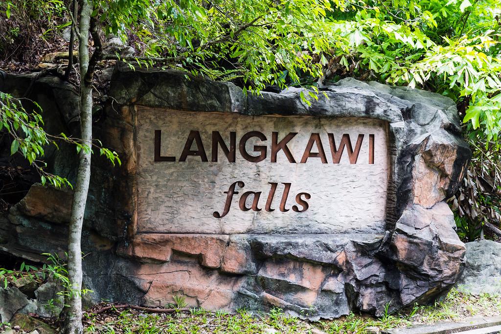 Langkawi Falls