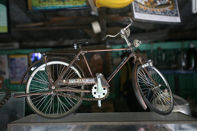 miniature bike (model)