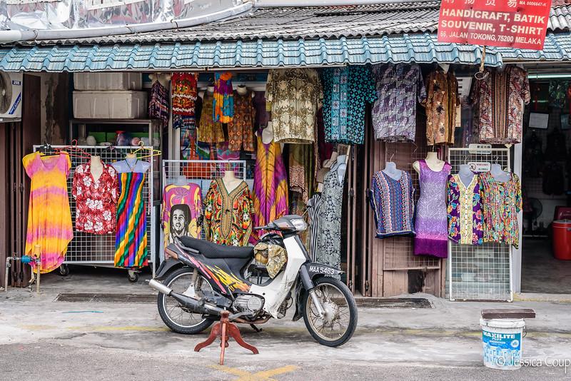 Marley in Melaka