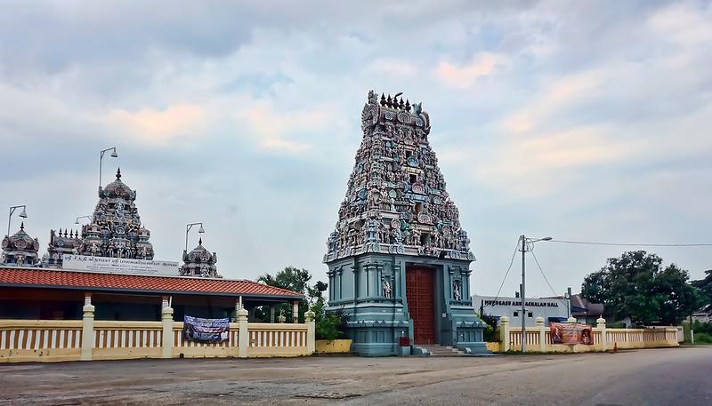 Hindu Temple - Sri Sithi Vinayagar Sri bala Subramaniam Alayam