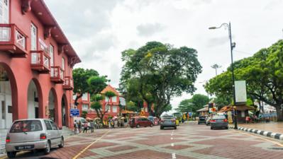 Red Square Malacca