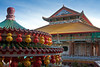 Kek Lok Si Temple in Air Itam, Penang is Malaysia's largest Buddhist temple