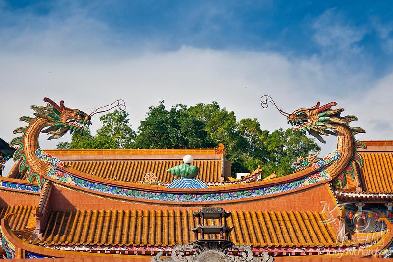 Kek Lok Si Temple in Penang.