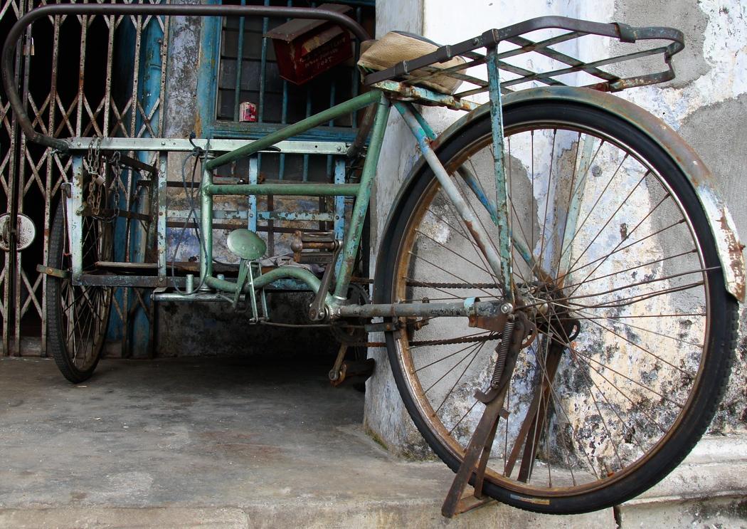 Rickshaw | George Town (Penang), Malaysia | Travel Photo