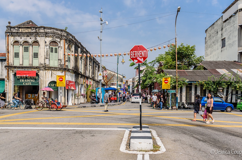 George Town Intersection