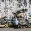 Graffiti and Trishaw