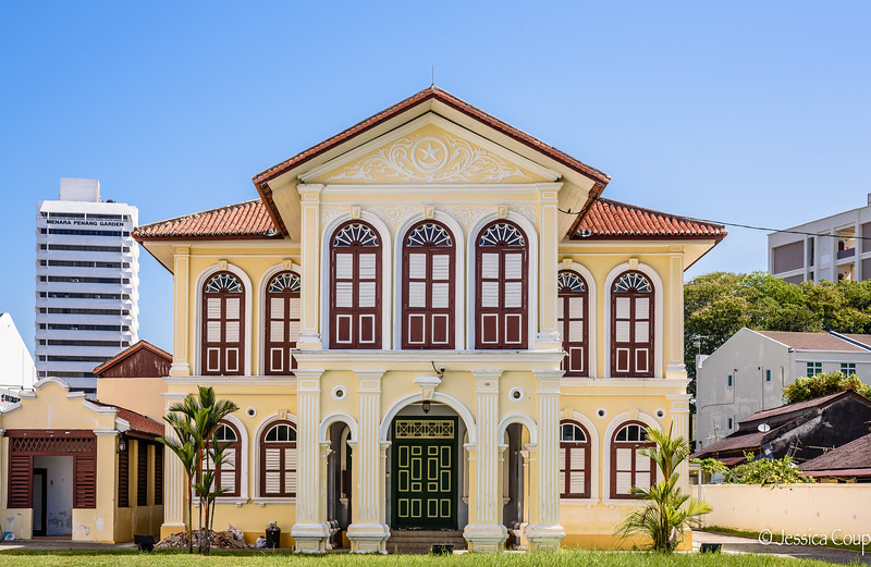 Yellow Mansion