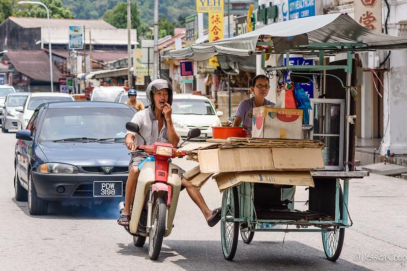 Guiding the Cart