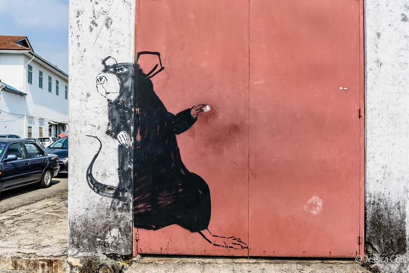 Rat Around the Corner
