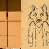 Fox in the Sunrise