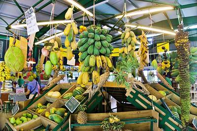 Fruits in Penang