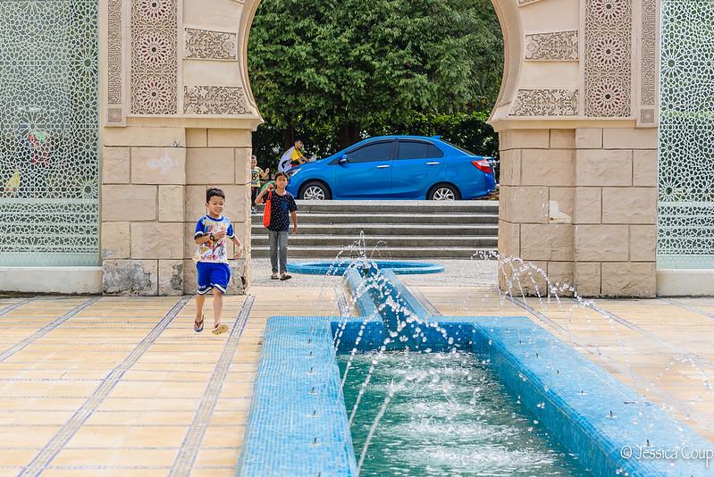 Joy of a Fountain