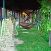 Hammocks to relax in