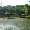 Lake near our hostel