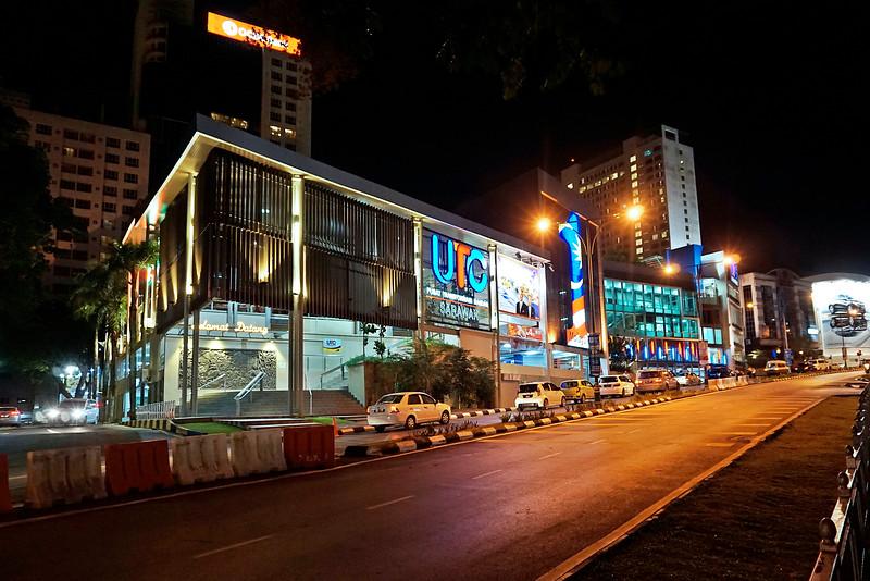 Kuching by Night