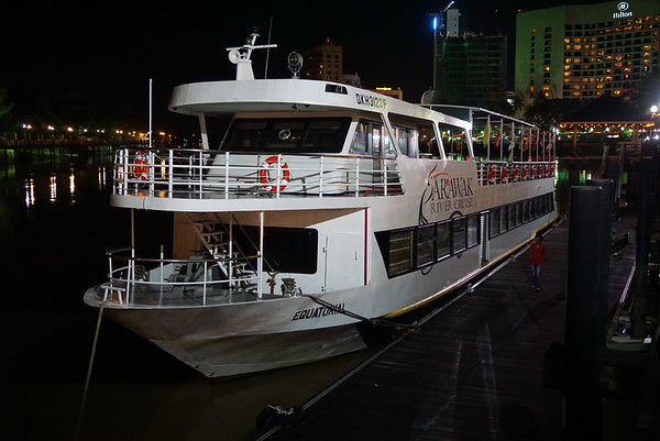 Cruise in River Kuching