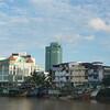 Boats in River Kuching