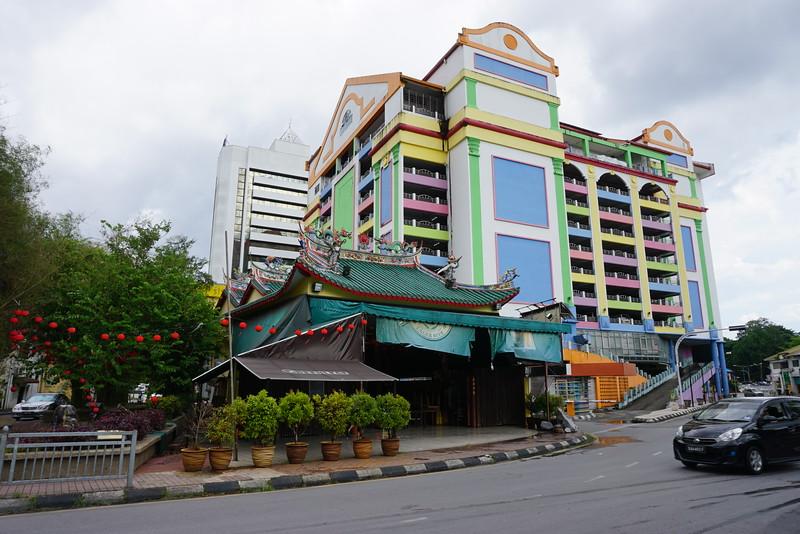 Buildings of Kuching