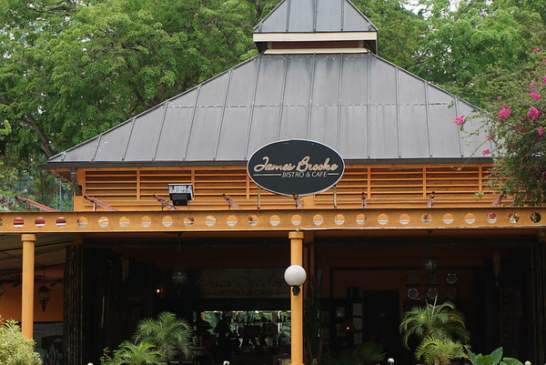 James Brooke Bistro & Cafe, Kuching
