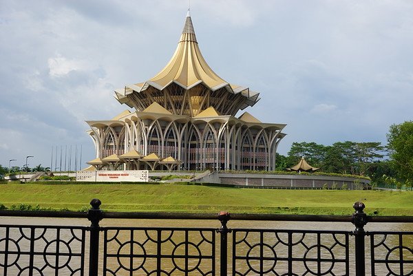 Sarawak State Assembly Hall